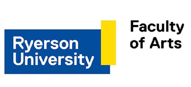 Ryerson Faculty of Arts logo