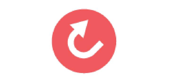 U-turn Parkinsons logo